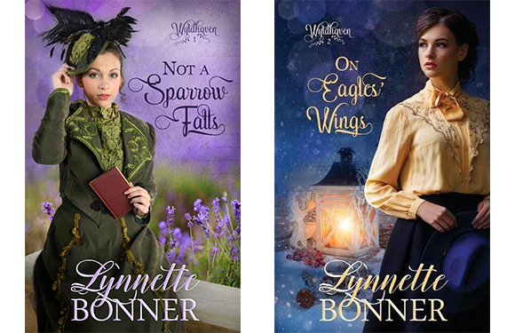 Uplifting and Encouraging Historical Romance Books: The Wyldhaven Series, by Lynnette Bonner