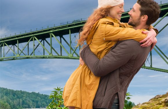 Finding Love on Whidbey Island Washington by Annette M. Irby