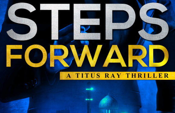 Two Steps Forward by Luana Ehrlich