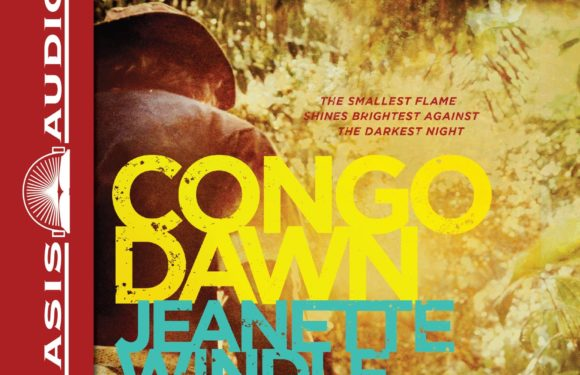 Congo Dawn Audiobook on CD & in Digital by Jeanette Windle