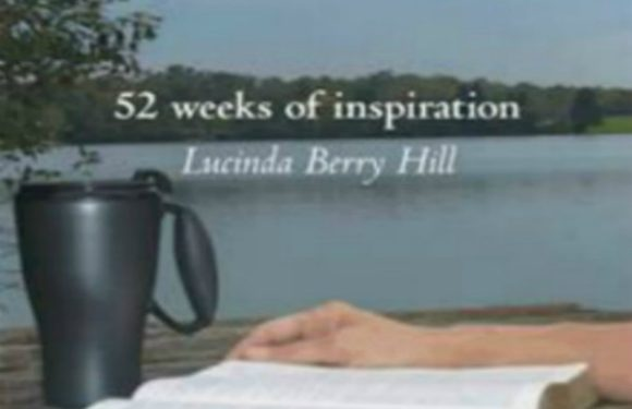 Coffee with Jesus by Lucinda Berry Hill