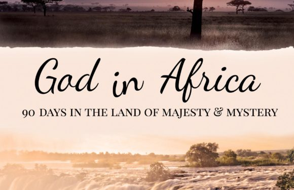 God in Africa by Shirley Corder