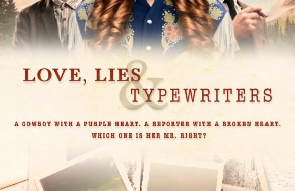 Love, Lies, & Typewriters by Heather Blanton