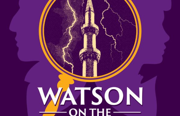 Watson On The Orent Express by Anna Elliot and Charles Veley