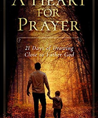 A Heart For Prayer by CJ Hitz