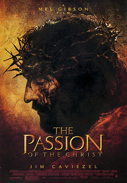 The Passion of The Christ starring Jim Caviezel, Monica Bellucci & Maia Morgenstern
