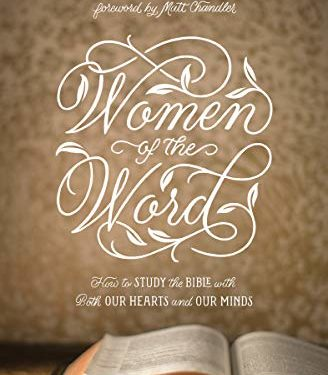 Women of the Word by Jen Wilkin