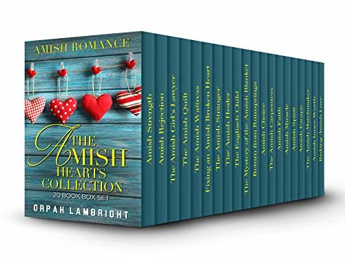 The Amish Hearts Collection by Orpah Lambright
