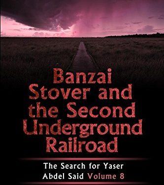 Banzai Stover and the Second Underground Railroad by Denis Schulz
