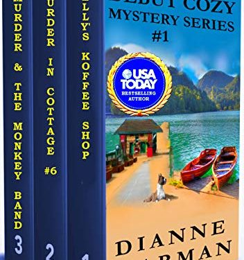 Debut Cozy Mystery Series #1 by Dianne Harman