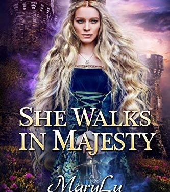 She Walks In Majesty by MaryLu Tyndall