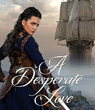 A Desperate Love by Jessica McCarty