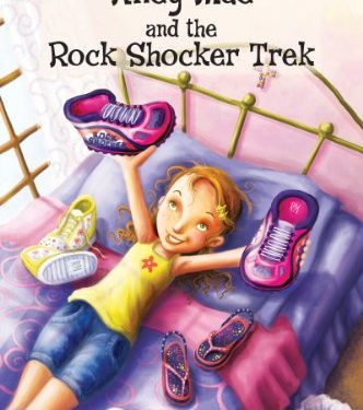 Riley Mae and the Rock Shocker Trek by Jill Osborne