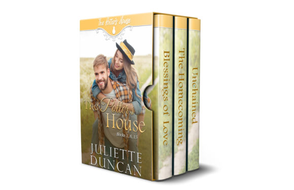The Potter's House Boxset by Juliette Duncan