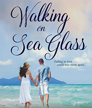 Walking on Sea Glass by Julie Carobini