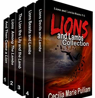 Lions and Lambs Series Collection by Cecilia Marie Pulliam