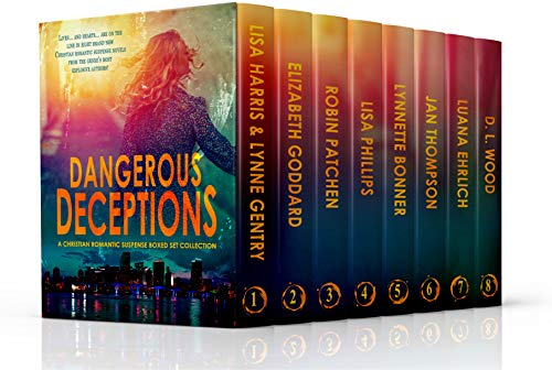 Dangerous Deceptions Boxed Set by Lisa Harris et. al.