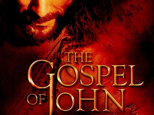 The Gospel of John starring Christopher Plummer, Henry Ian Cusick, & Stuart Bunce