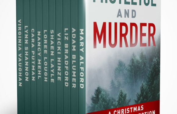 Mistletoe and Murder by Mary Alford