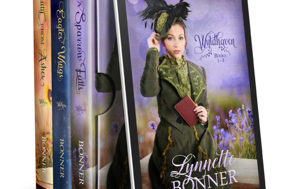 The Wyldhaven Series, Books 1 – 3 by Lynnette Bonner