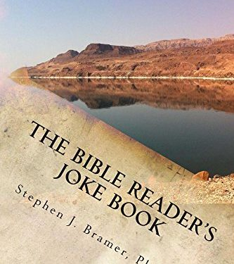 The Bible Reader's Joke Book by  Stephen Bramer