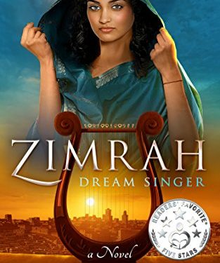 Zimrah, Dream Singer by Susan Valles