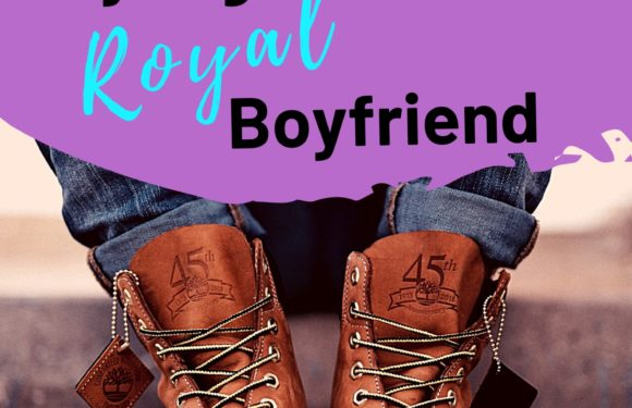 My High School Royal Boyfriend by Kylie Key
