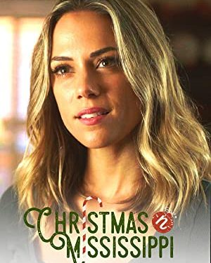 Christmas in Mississippi Starring Jana Kramer, Wes Brown, and Faith Ford
