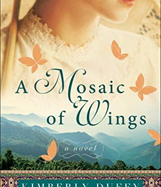 A Mosaic of Wings by Kimberly Duffy
