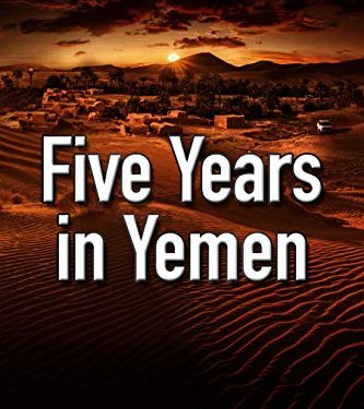 Five Years in Yemen: A Titus Ray Thriller by Luana Ehrlich