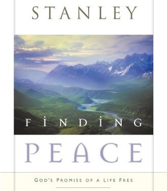 Finding Peace by Charles F Stanley