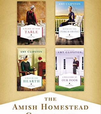 The Amish Homestead Collection by Amy Clipston