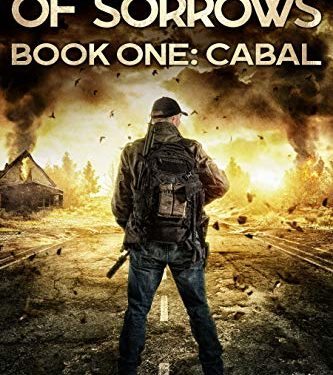 Cabal: An Apocalyptic End-Times Thriller by Mark Goodwin
