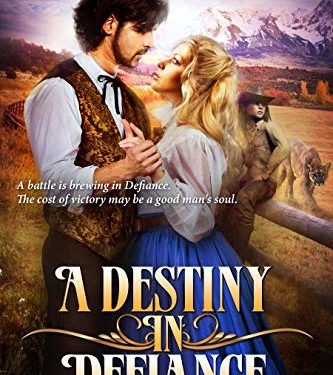 A Destiny in Defiance by Heather Blanton