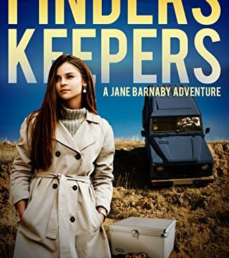 Finders Keepers by J.J. DiBenedetto