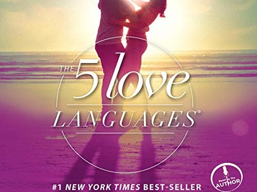 The Five Love Languages audiobook by Gary Chapman