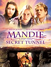 Mandie And The Secret Tunnel, Starring Lexi Johnson, Amanda Waters, and Dean Jones