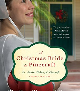 A Christmas Bride in Pinecraft by Shelley Shepherd Gray