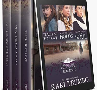 Brothers of Belle Fourche by Kari Trumbo