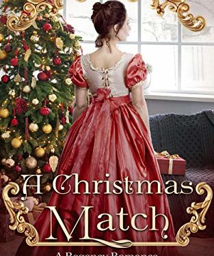 A Christmas Match by Rose Pearson