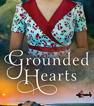 Grounded Hearts by 	 Jeanne M. Dickson