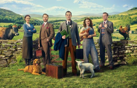 All Creatures Great and Small STARRING Nicholas Ralph, Samuel West, Anna Madeley