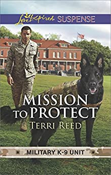 Mission to Protect by Terri Reed