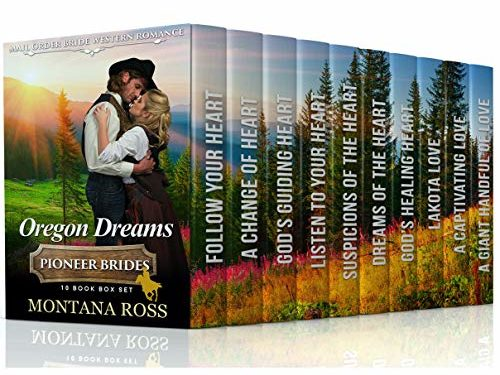 Oregon Dreams by Montana Ross