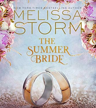 The Summer Bride by Melissa Storm