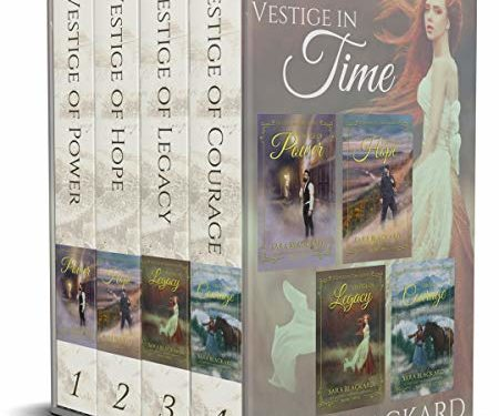 Vestige in Time by Sara Blackard