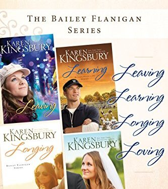 The Bailey Flanigan Collection by Karen Kingsbury