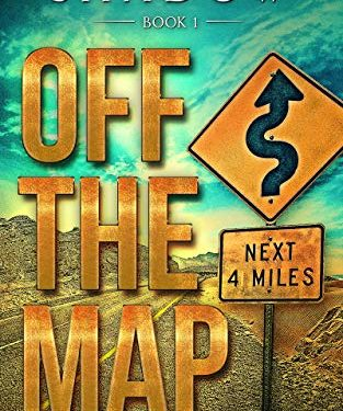 Off the Map by JL Crosswhite