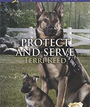 Protect and Serve by Terri Reed