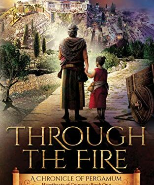Through the Fire by David Phillips